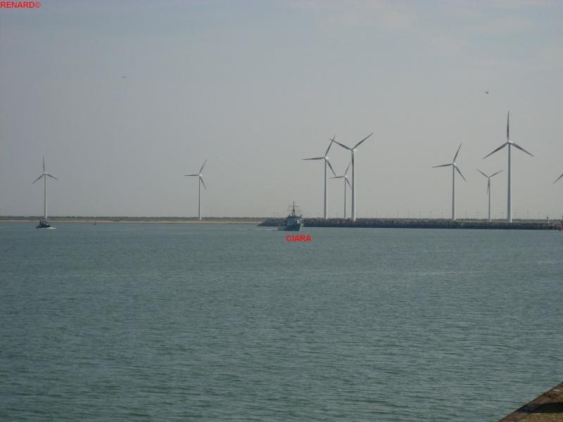 Preparatif et arrivée des Navires en photos Sl373022