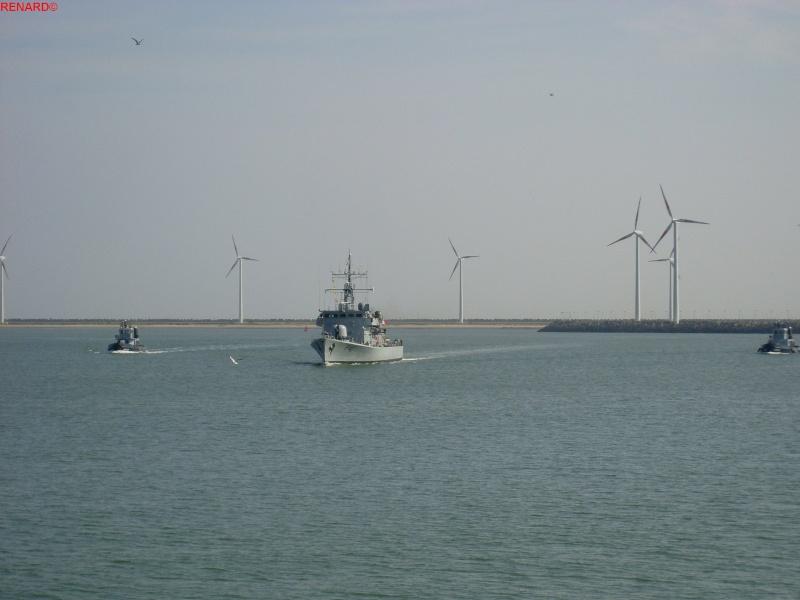 Preparatif et arrivée des Navires en photos Sl373023