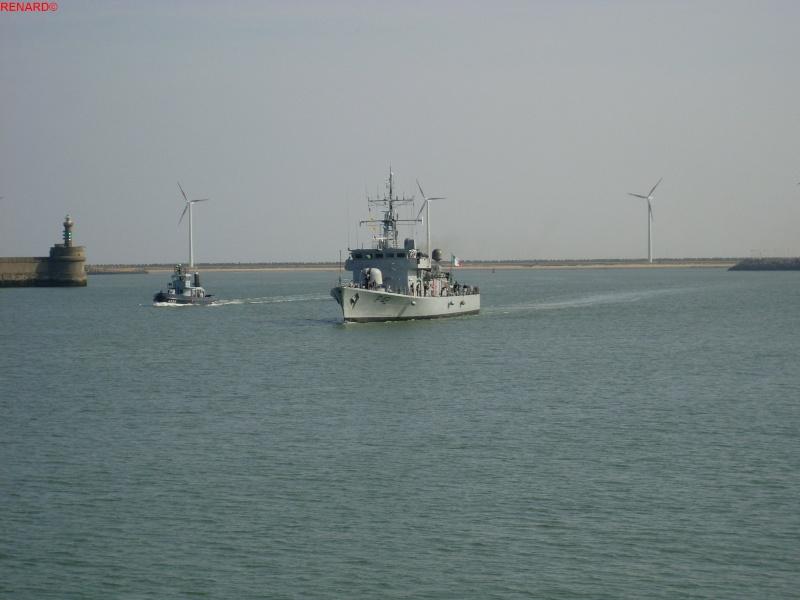 Preparatif et arrivée des Navires en photos Sl373024