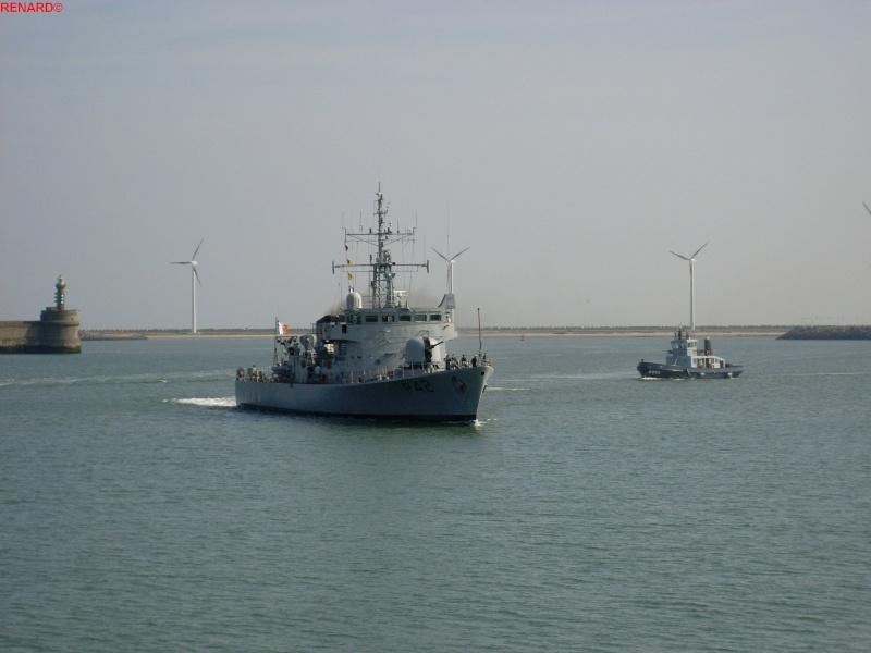 Preparatif et arrivée des Navires en photos Sl373025