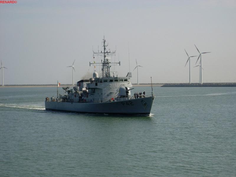 Preparatif et arrivée des Navires en photos Sl373026