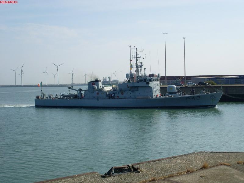 Preparatif et arrivée des Navires en photos Sl373028