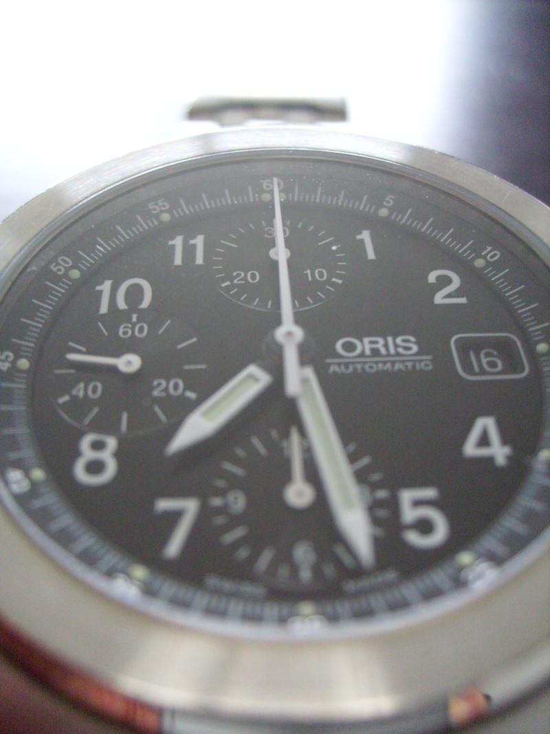 Oris artelier chronograph ou Louis erard 1931 44 mm chronograph? 01610