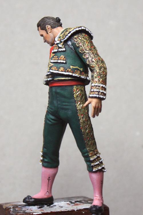 Le matador de Pegaso (75 mm). Matado23