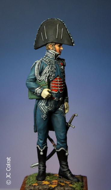 Officier d'ordonnance de l'Empereur (Atelier Maket). Offici11