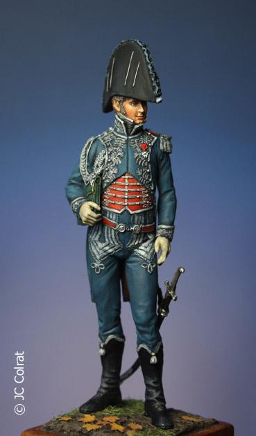 Officier d'ordonnance de l'Empereur (Atelier Maket). Offici12