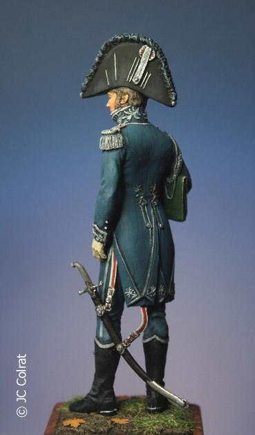 Officier d'ordonnance de l'Empereur (Atelier Maket). Offici13