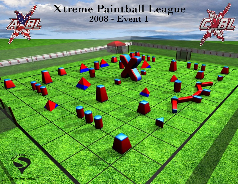 Event 1 layout Xtreme10