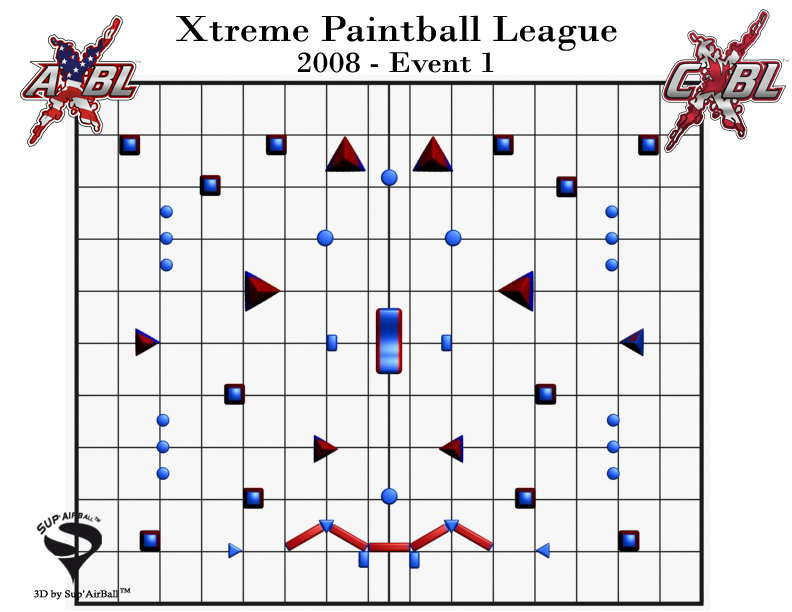 Event 1 layout Xtreme11