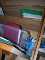 sacoches saccoche - Fabrication de sacoche latérale pour trike (siège résine)  000_0627