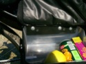 sacoches saccoche - Fabrication de sacoche latérale pour trike (siège résine)  100_0716