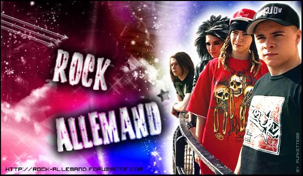 Rock Allemand