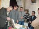 تعاون اعلامي بين فضائية suryoyo satوموقع بوابة المالكية A-suru16