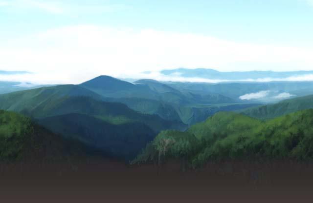 Ecran titre animé - par MogHunter Plane111