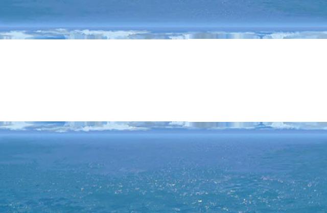 Ecran titre animé - par MogHunter Plane211