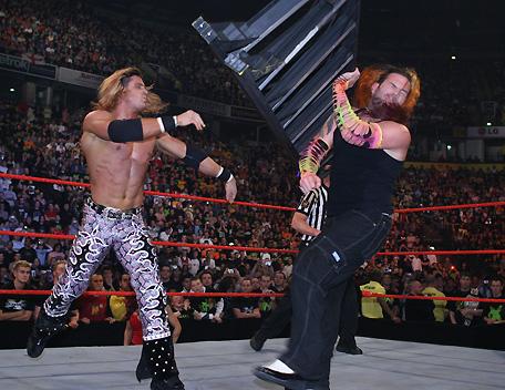Randy Orton vs Jhon Morrison -Ladder Macht Pegand10
