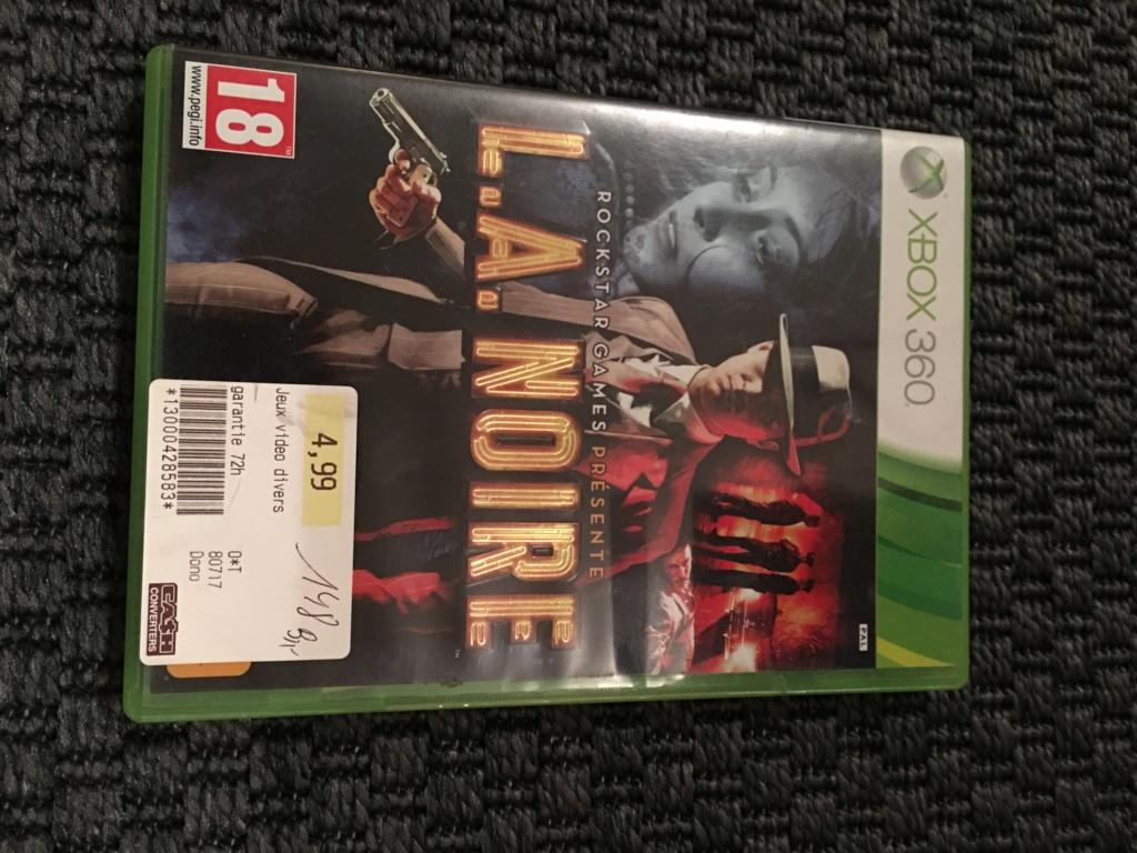 [ech] manette megadrive , jeux Xbox 360 , PS3 etc  189c1110