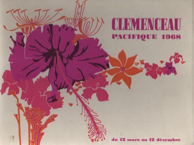 [Opérations diverses] ALBUM du CLEMENCEAU - Pacifique 1968 Clem0-10
