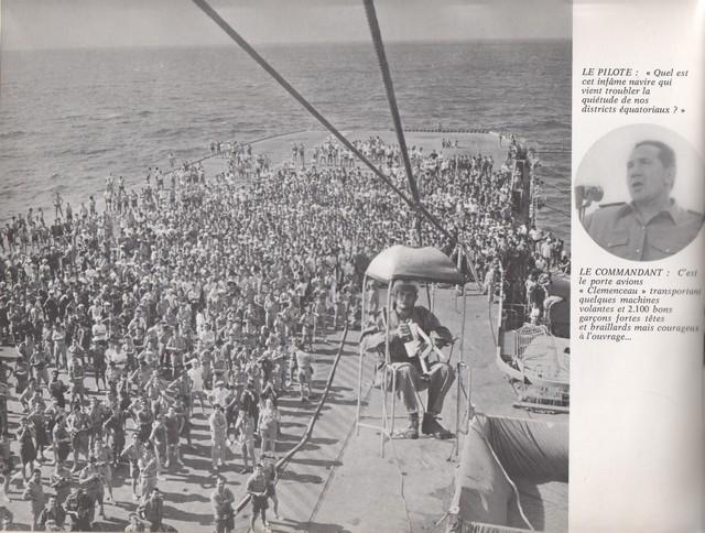 [Opérations diverses] ALBUM du CLEMENCEAU - Pacifique 1968 Clem1310