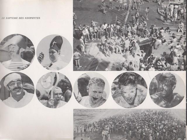 [Opérations diverses] ALBUM du CLEMENCEAU - Pacifique 1968 Clem1410