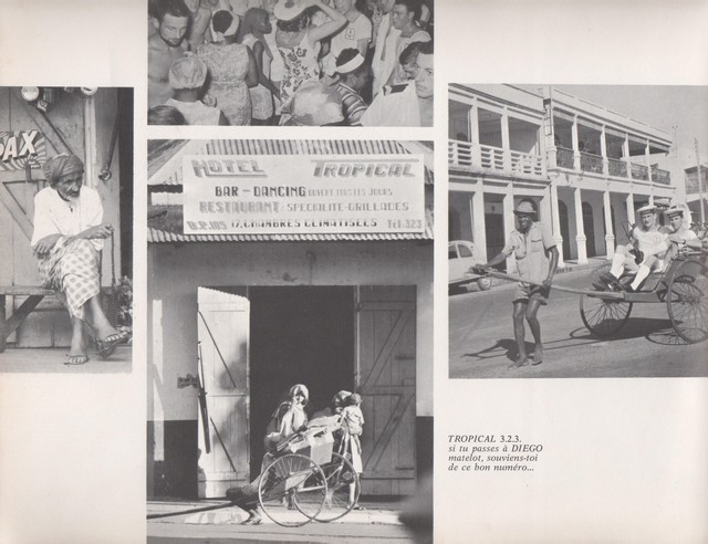 [Opérations diverses] ALBUM du CLEMENCEAU - Pacifique 1968 Clem1810