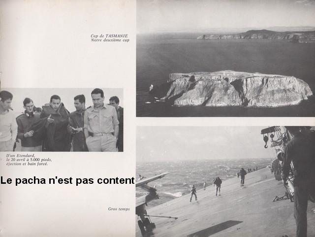 [Opérations diverses] ALBUM du CLEMENCEAU - Pacifique 1968 Clem2110