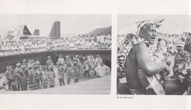 [Opérations diverses] ALBUM du CLEMENCEAU - Pacifique 1968 Clem2810