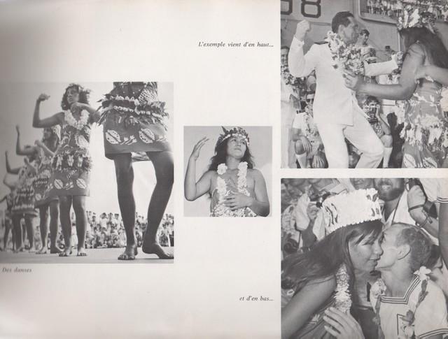 [Opérations diverses] ALBUM du CLEMENCEAU - Pacifique 1968 Clem2910