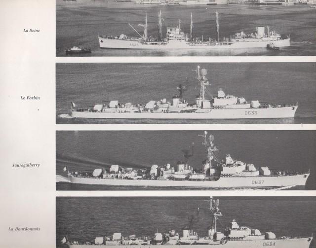 [Opérations diverses] ALBUM du CLEMENCEAU - Pacifique 1968 Clem3-10