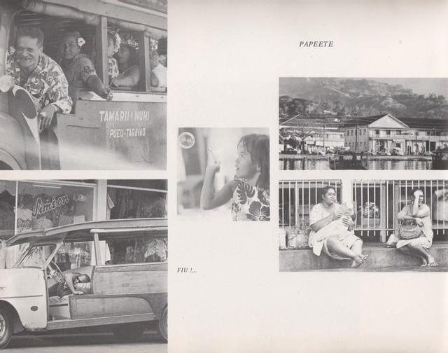[Opérations diverses] ALBUM du CLEMENCEAU - Pacifique 1968 Clem3210