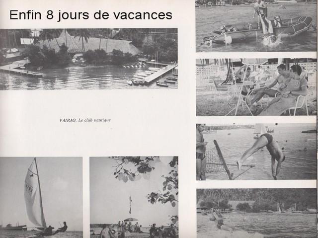 [Opérations diverses] ALBUM du CLEMENCEAU - Pacifique 1968 Clem3911