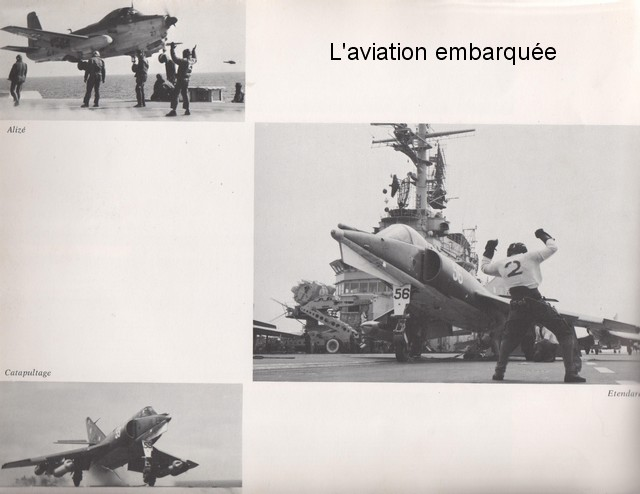 [Opérations diverses] ALBUM du CLEMENCEAU - Pacifique 1968 Clem4-10