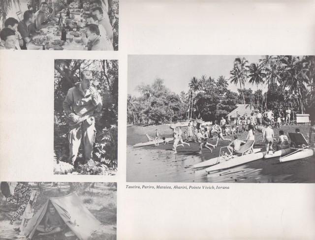 [Opérations diverses] ALBUM du CLEMENCEAU - Pacifique 1968 Clem4011