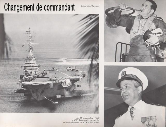 [Opérations diverses] ALBUM du CLEMENCEAU - Pacifique 1968 Clem4111