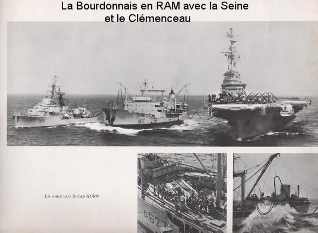 [Opérations diverses] ALBUM du CLEMENCEAU - Pacifique 1968 Clem4511