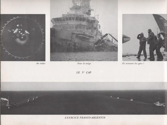 [Opérations diverses] ALBUM du CLEMENCEAU - Pacifique 1968 Clem4612