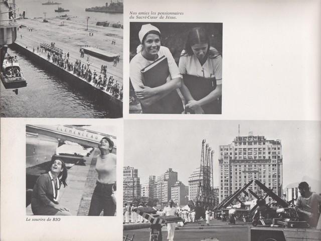 [Opérations diverses] ALBUM du CLEMENCEAU - Pacifique 1968 Clem4911