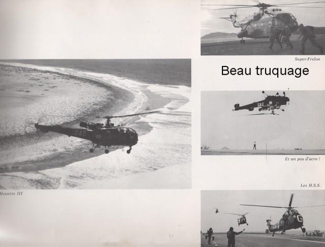 [Opérations diverses] ALBUM du CLEMENCEAU - Pacifique 1968 Clem5-10