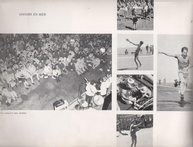 [Opérations diverses] ALBUM du CLEMENCEAU - Pacifique 1968 Clem6-10