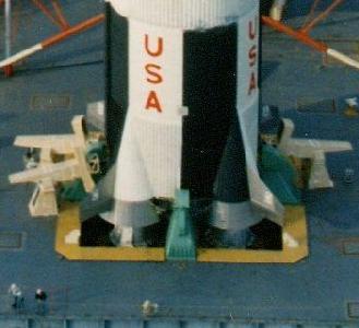 collection,  x15 ,buran, apollo 16, saturne v, module de commande, lunar module Small-10
