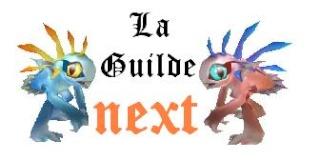 Forum de la guilde NeXt sur le serveur Dalaran