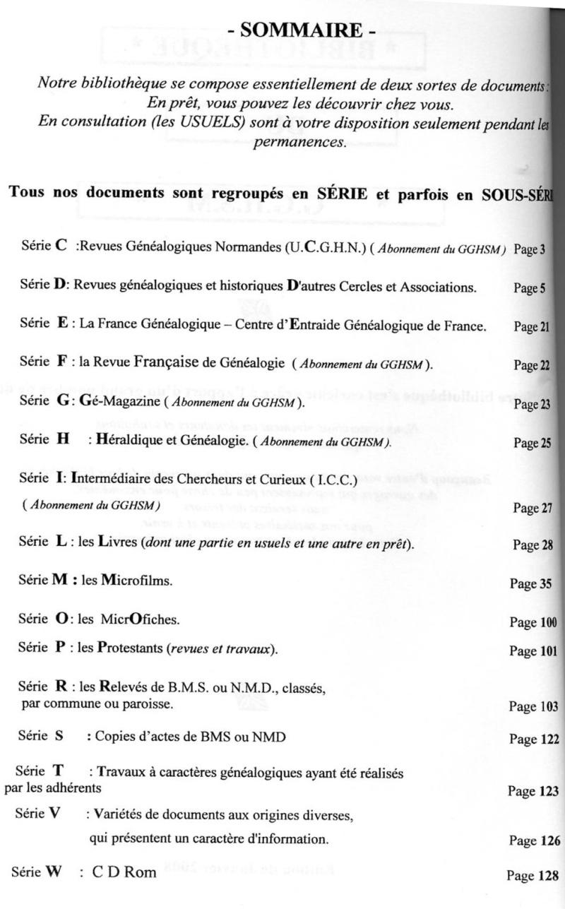 Catalogue de la bibliothèque Catalo10