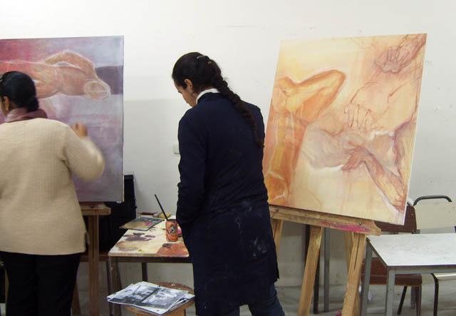 ثناء صغرون 2006-2009 Peint810