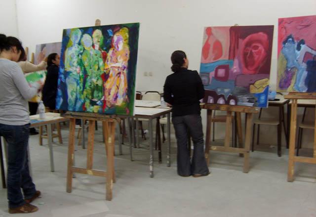 Peinture السنوات الثانية - 2007-2008 (isamk) Peint812