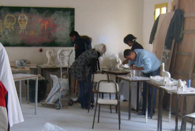 النحت - السنوات الأولى 2007-2008 (isamk) Sculpt15