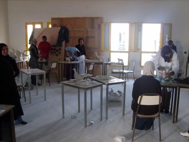 النحت - السنوات الأولى 2007-2008 (isamk) Sculpt16