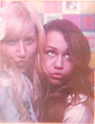 Miley and Ashley 00210