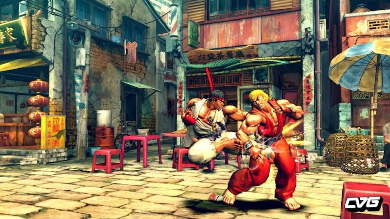 Street Fighter IV se montre en images ! 00001122