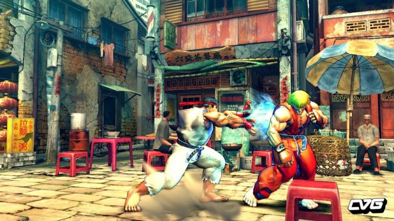 Street Fighter IV se montre en images ! 00001124