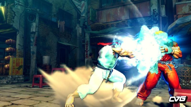 Street Fighter IV se montre en images ! 00001125